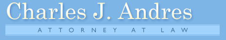 Charles J. Andres Attorney at Law logo